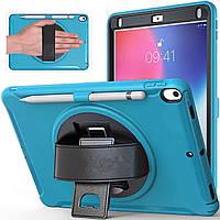 "Чехол Rotating Belt Case для Apple iPad Air 10.5"" / iPad Pro 10.5"" Light Blue"