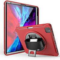 "Чехол Rotating Belt Case для Apple iPad Pro 12.9"" 2018 / 2020 Red"