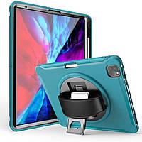 "Чехол Rotating Belt Case для Apple iPad Pro 12.9"" 2018 / 2020 Light Blue"