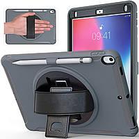 "Чехол Rotating Belt Case для Apple iPad Air 10.5"" / iPad Pro 10.5"" Grey"