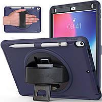 "Чехол Rotating Belt Case для Apple iPad Air 10.5"" / iPad Pro 10.5"" Dark Blue"