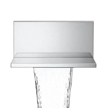 Излив каскадный Axor SHOWERSOLUTIONS 240х120, сhrome (10942000), фото 2