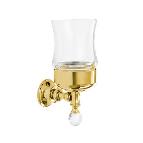 Стакан StilHaus Smart Light (SL1016) золото, фото 2