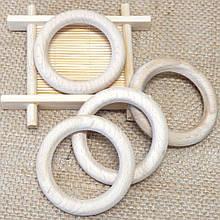 Кольцо деревянное неокрашенное Ø 54 мм
