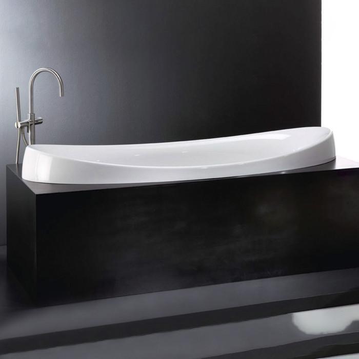 Ванна акриловая Knief Venice Fit Aquamaxx с щелевым переливом, 180x83,5 (0400283/010009106S)