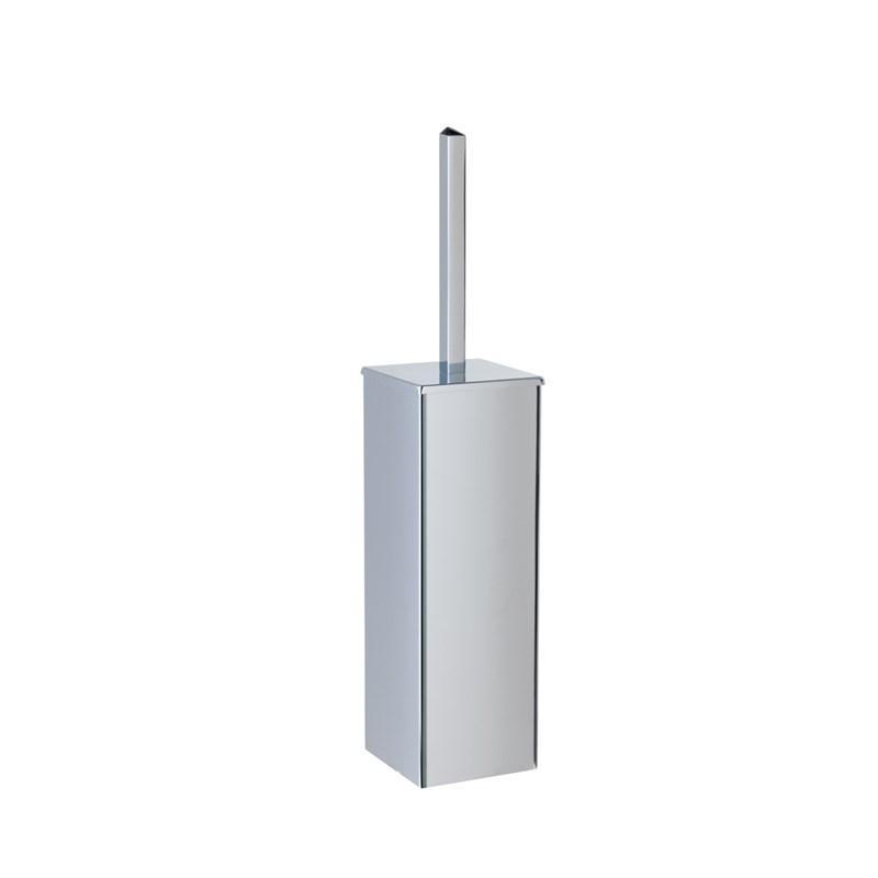 Туалетна щітка з тримачем StilHaus Diva (DV039M08) хром