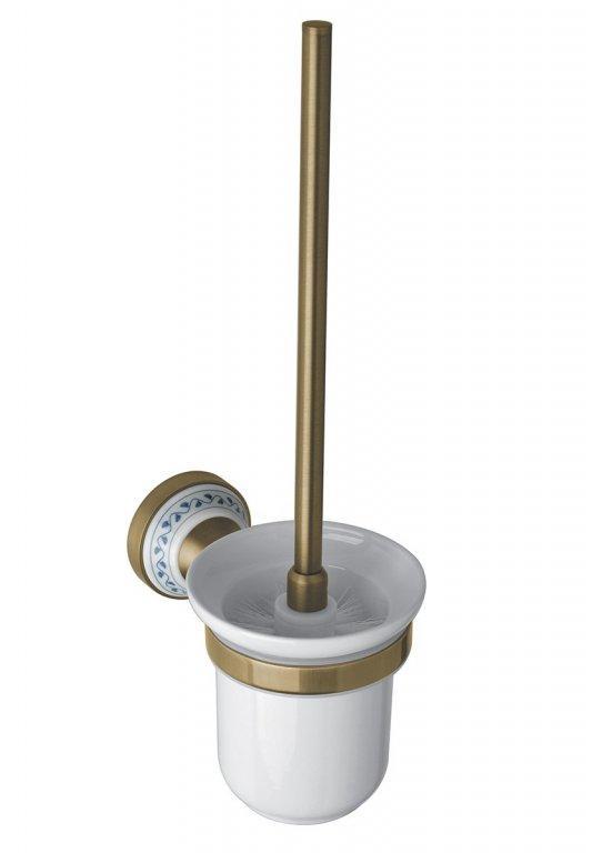 Туалетна щітка з тримачем Bemeta Kera (144713017)