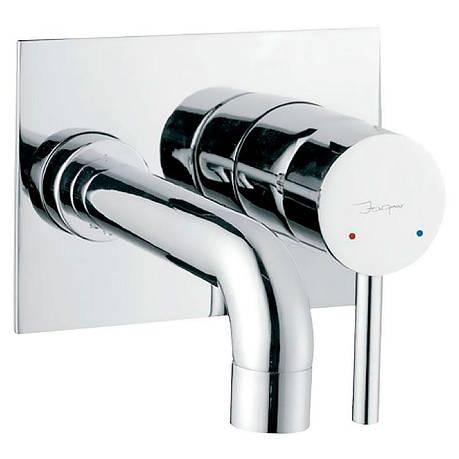 Змішувач для ванни, хром Jaquar Florentine (FLR-CHR-5137), фото 2