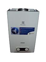Газовая колонка Electrolux GWH 265 ERN Nano Plus дым, фото 1