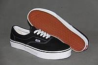 Кеды унисекс Vans Classic Era черные
