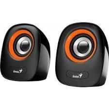 Акустична система 2.0 Genius 2.0 SP-Q160 USB ORANGE 31730027402