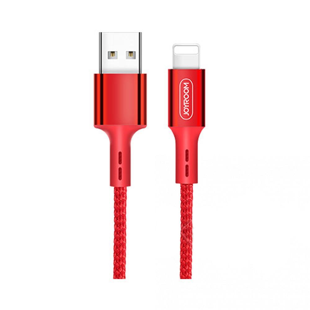 Кабель Joyroom Zia Series S-M351 USB - Lightning 1M Красный