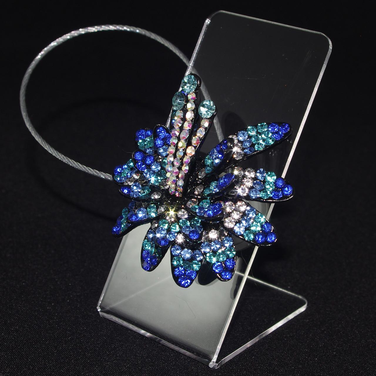 Декоративнный магнит подхват для штор и тюлей аксессуар  57-102