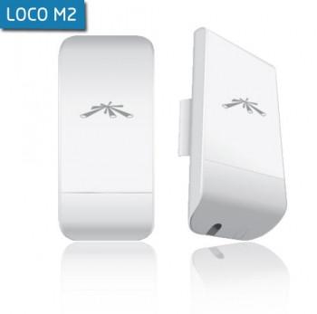 Точка доступу Wi-Fi Ubiquiti NanoStation Loco M2