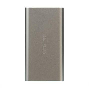 Портативная батарея Power Bank Remax RPP-10 LED индикатор 10000 mAh Серебристый