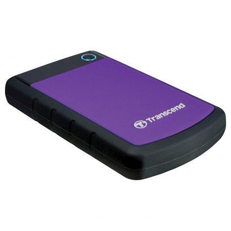 """Зовнішній жорстку диск HDD Transcend 4TB USB 3.0 2.5"""" StoreJet 25H3P (TS4TSJ25H3P)"""