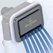 Комплект підключення води до зливу-переливу для ванни Villeroy & Boch Collaro (UPCON0137)