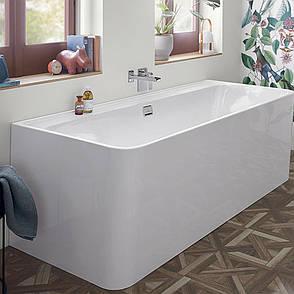 Комплект подключения воды к слив-переливу для ванны Villeroy & Boch Collaro (UPCON0137), фото 2