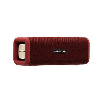 Портативная колонка Hopestar T9 Bluetooth акустическая система Красный
