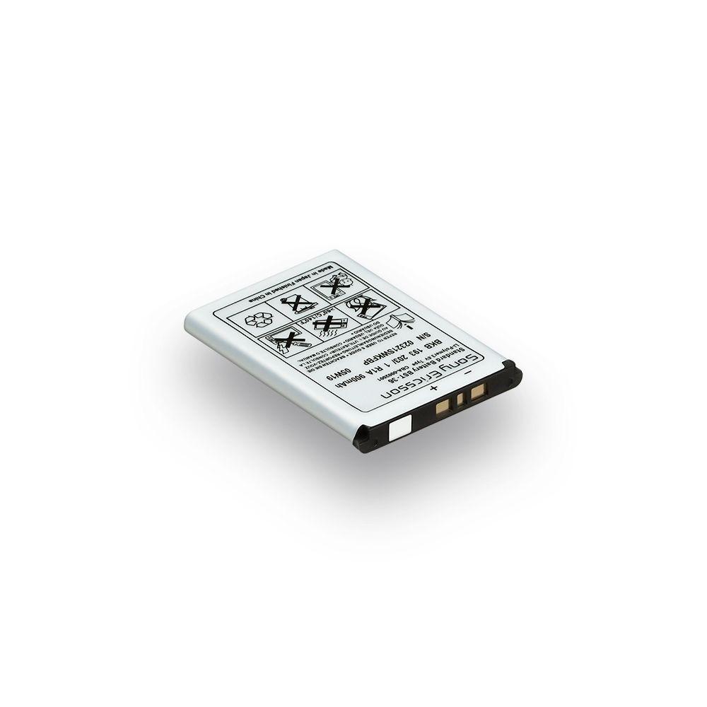 Акумуляторна батарея Quality BST-36 для Sony Ericsson K630
