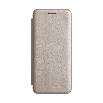 Чохол-книжка Totu Premium Edge для Xiaomi Redmi Note 7 Золотий