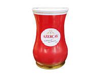 Azercay подарочный набор АРМУД черный, крупнолистовой чай ж/б
