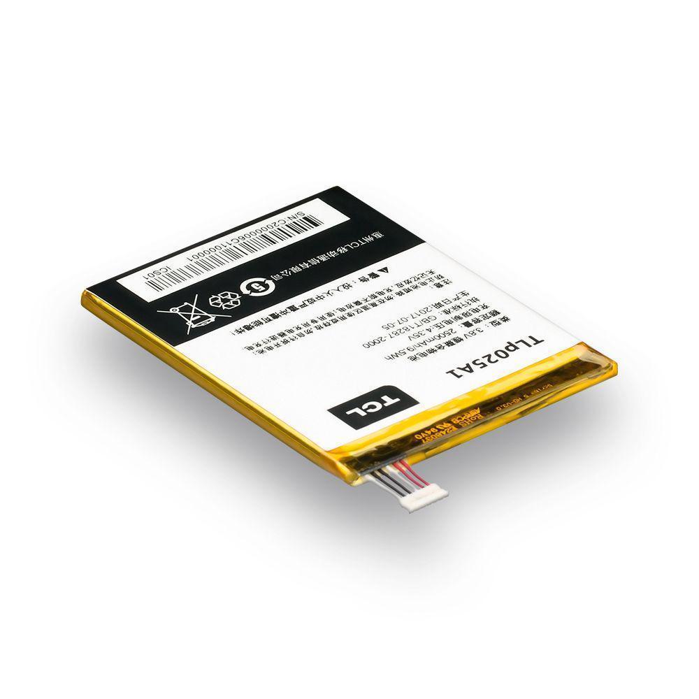 Акумуляторна батарея Quality TLp025A1 для Alcatel One Touch Pop 3 5054D