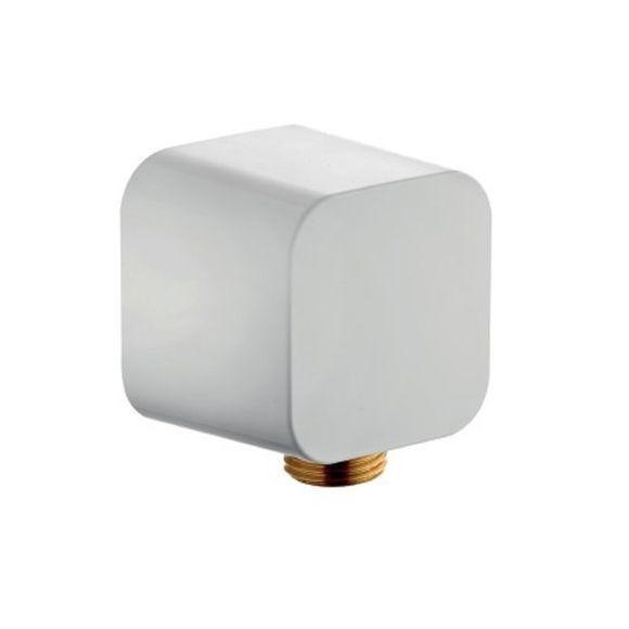 Шланговое подсоединение Kludi A-QA, белый (655434300)