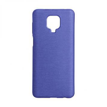 Чехол Totu Jeans для Xiaomi Redmi Note 9 Pro Фиолетовый