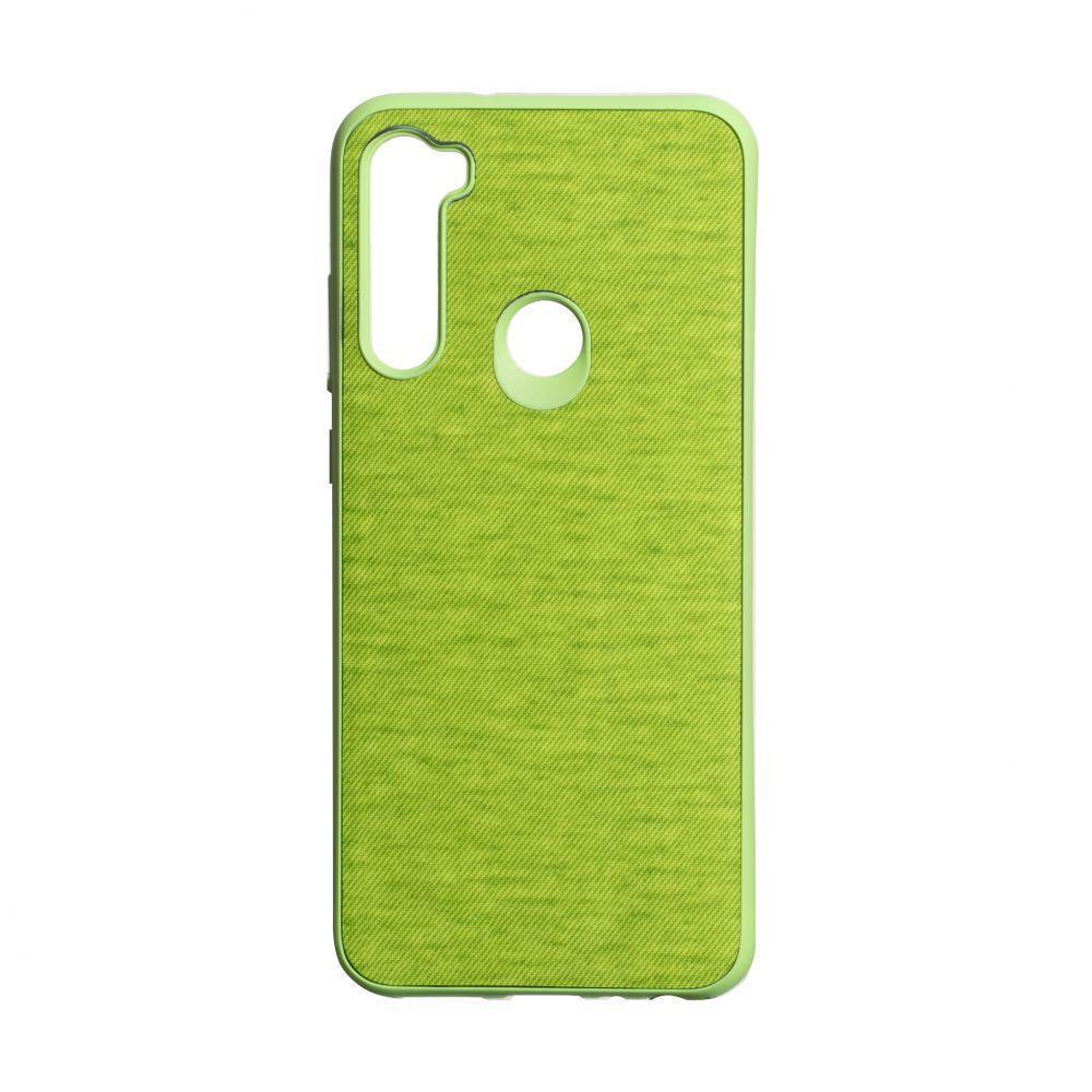 Чехол Totu Jeans для Xiaomi Redmi Note 8T Цвет Зелёный