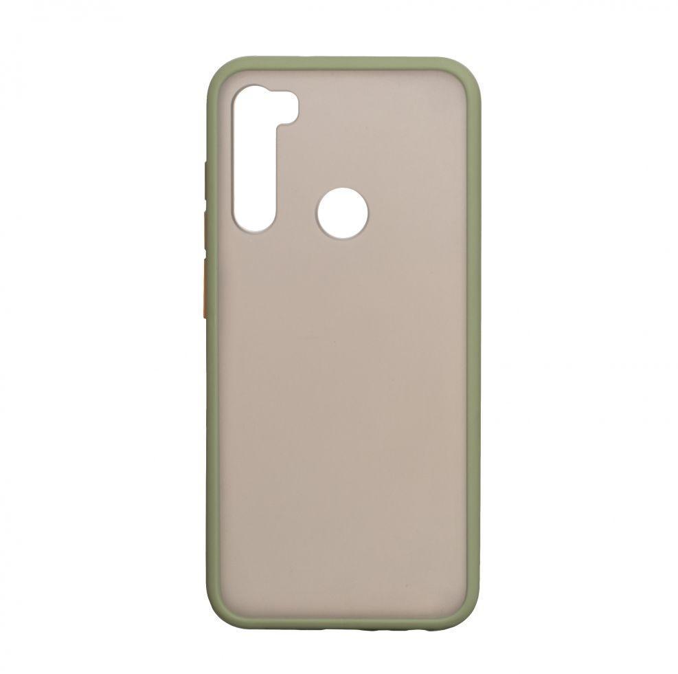 Чохол Totu Gingle Series для Xiaomi Redmi Note 8T Салатовий