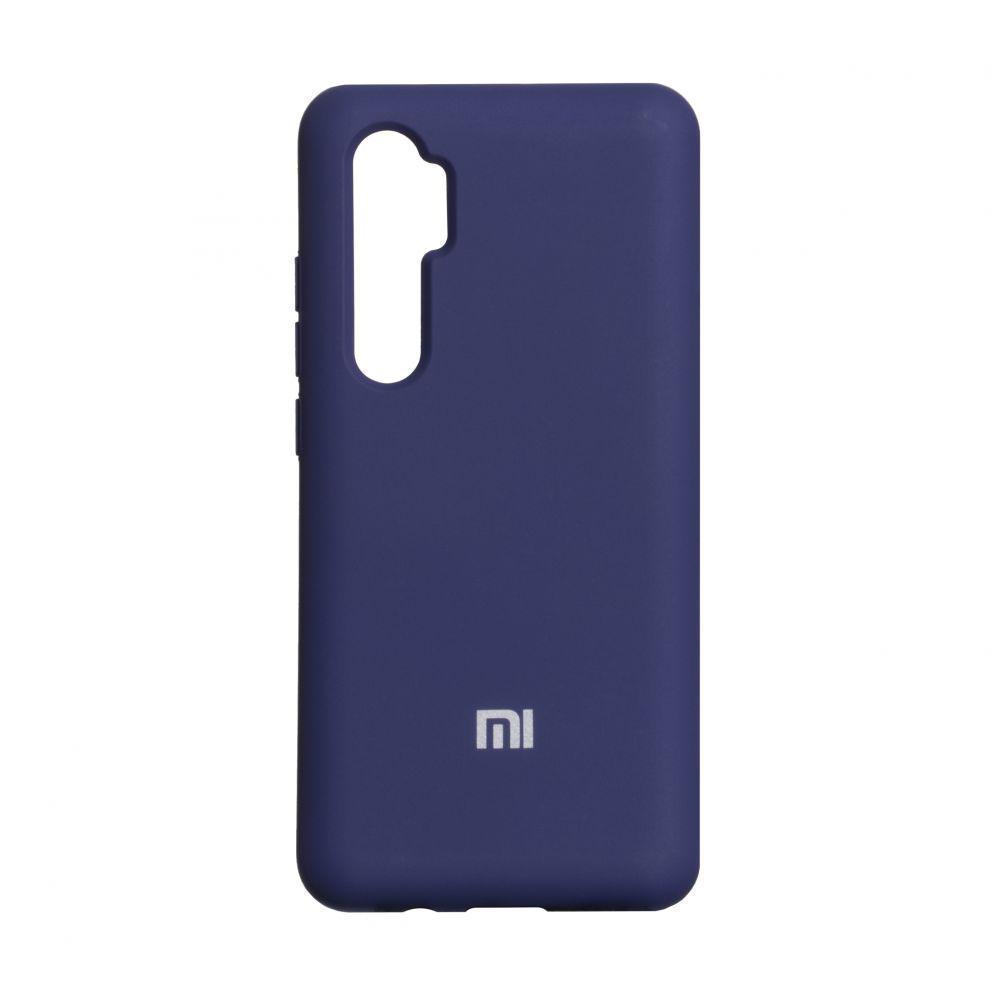 Чехол Totu Full Case HQ для Xiaomi Mi Note 10 Lite Фиолетовый