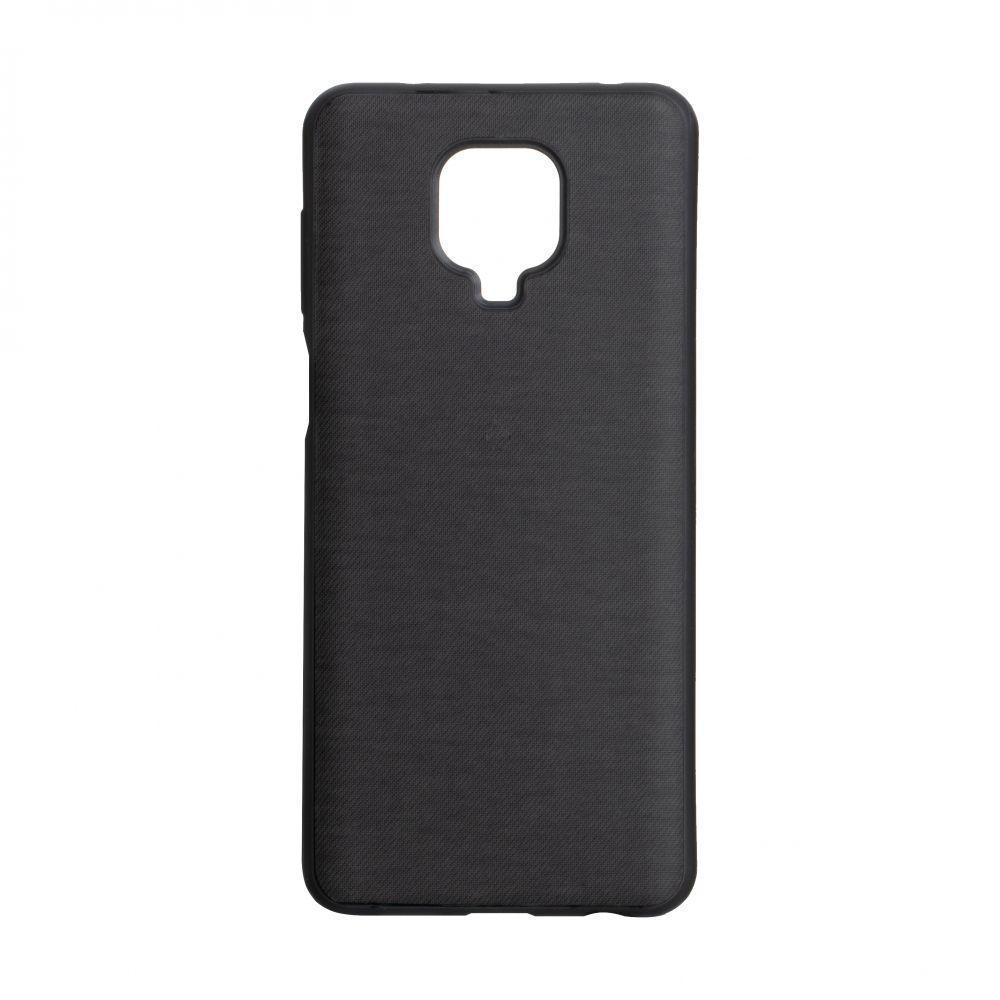 Чехол Totu Jeans для Xiaomi Redmi Note 9 Pro Цвет Чёрный