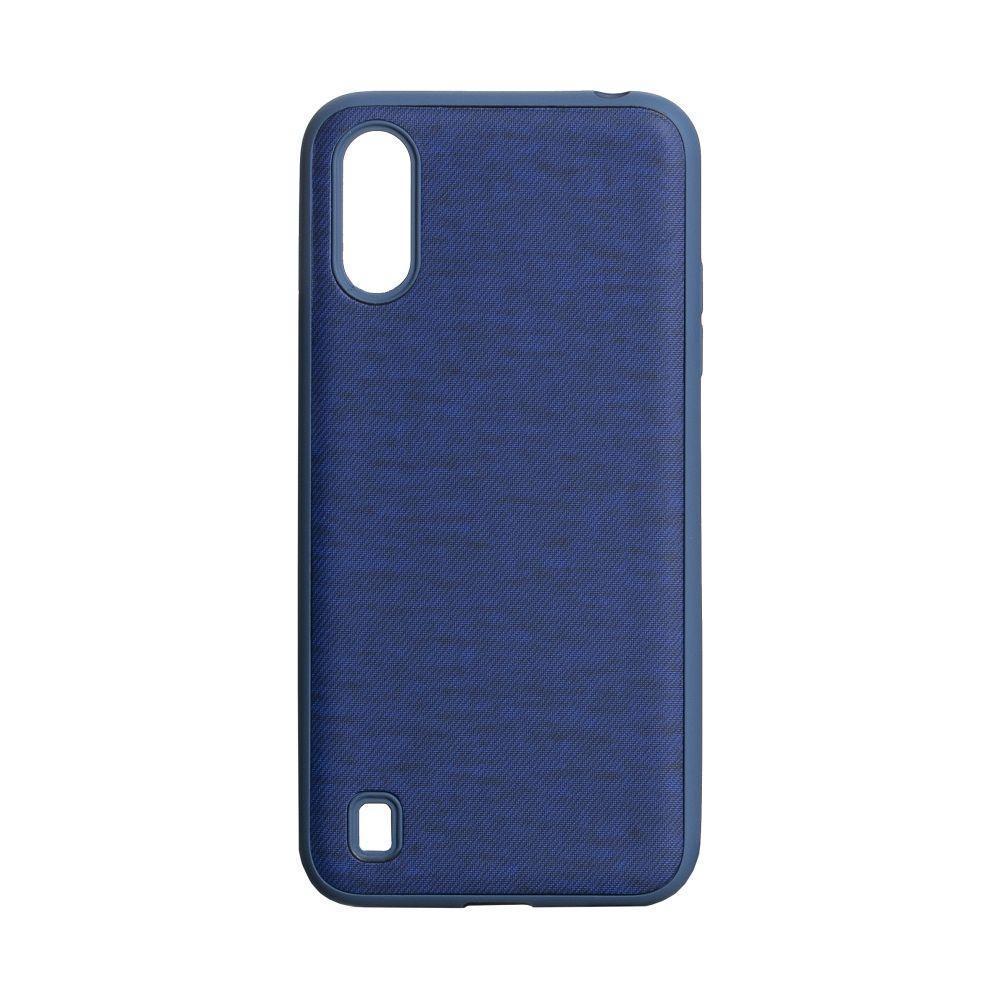 Чехол Totu Jeans для Samsung A01 SM-A015 Цвет Синий