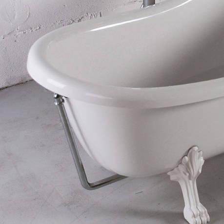 Злив перелив для ванни Fancy Marble Lady Hamilton 80174501-02, хром, фото 2
