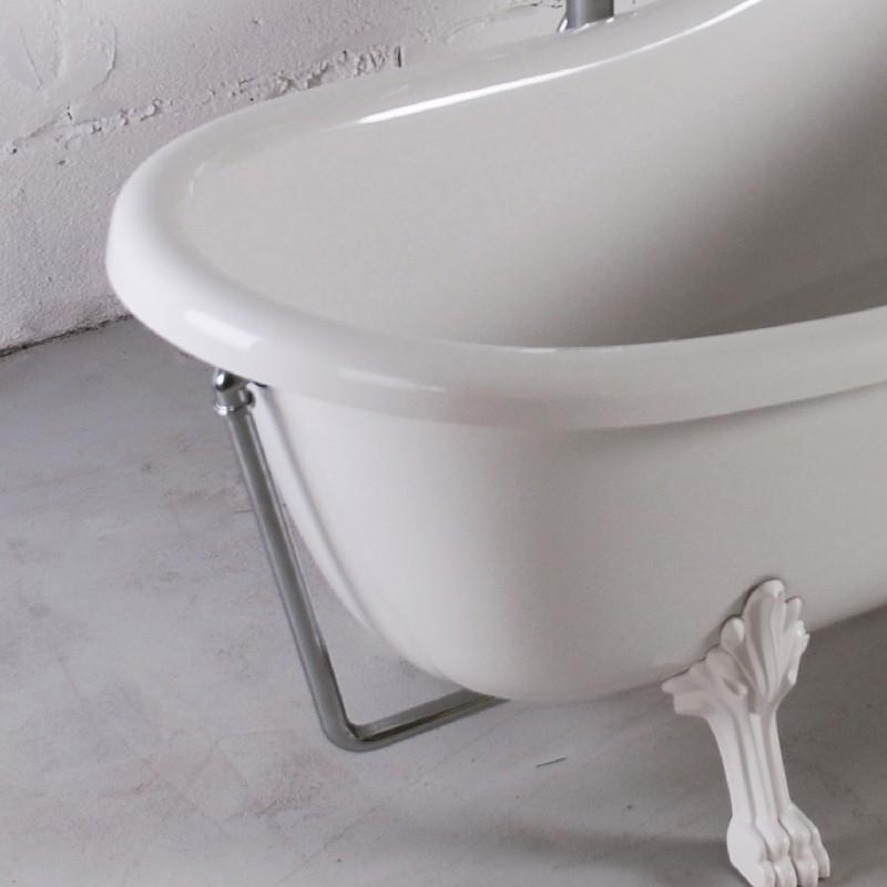 Злив перелив для ванни Fancy Marble Lady Hamilton 80174501-02, хром