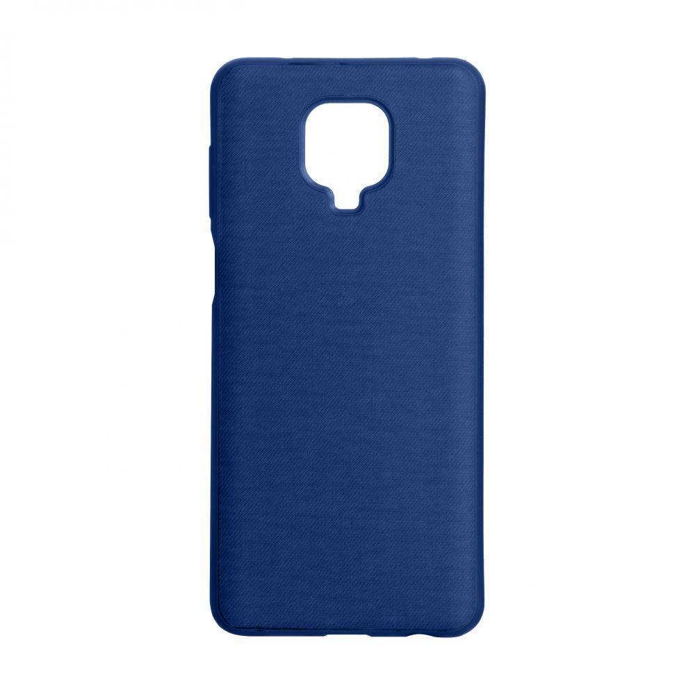 Чехол Totu Jeans для Xiaomi Redmi Note 9 Pro Цвет Синий