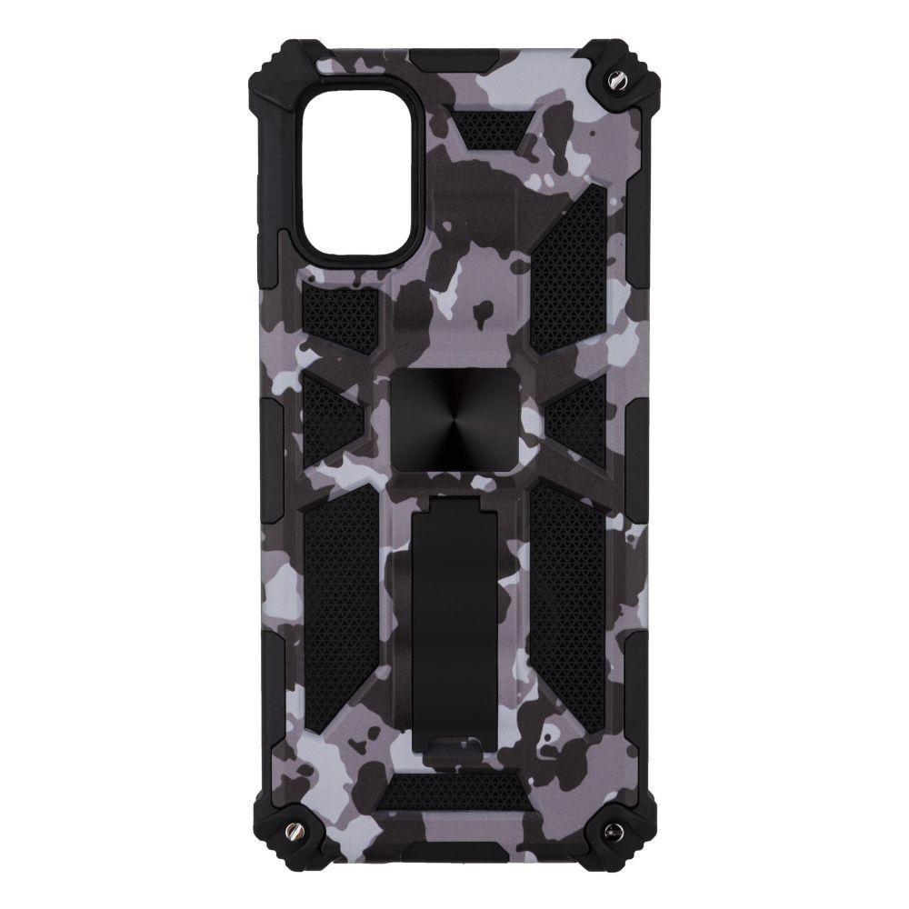 Чохол Totu Shockproof для Samsung Galaxy M51 SM-M515 Камуфляж-Сірий