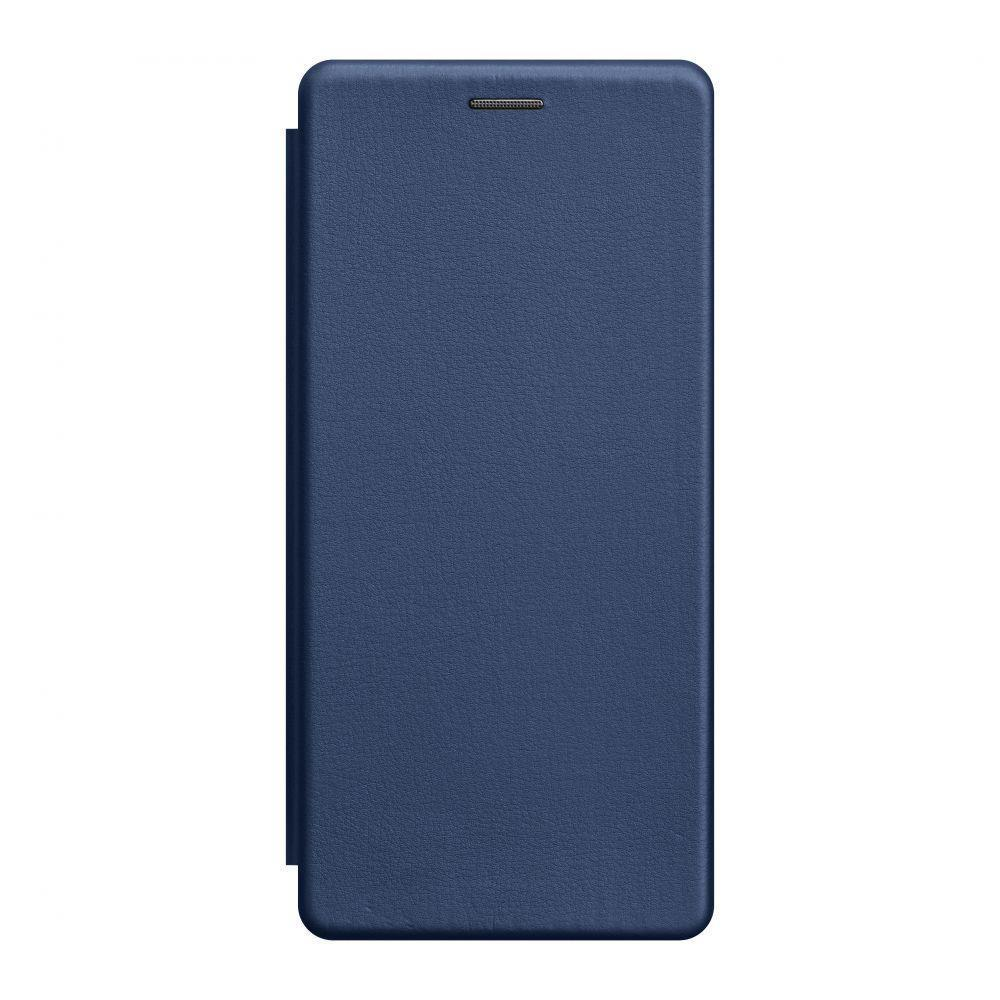 Чехол-книжка Totu Premium Edge для Xiaomi Mi 10 Lite Синий