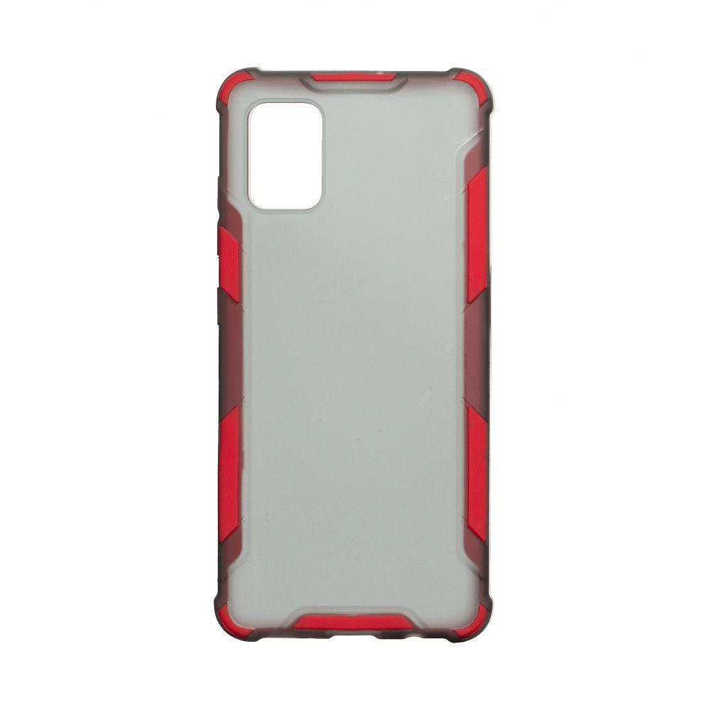Чохол Armor Case Color для Samsung Galaxy A31 SM-A315 Червоний