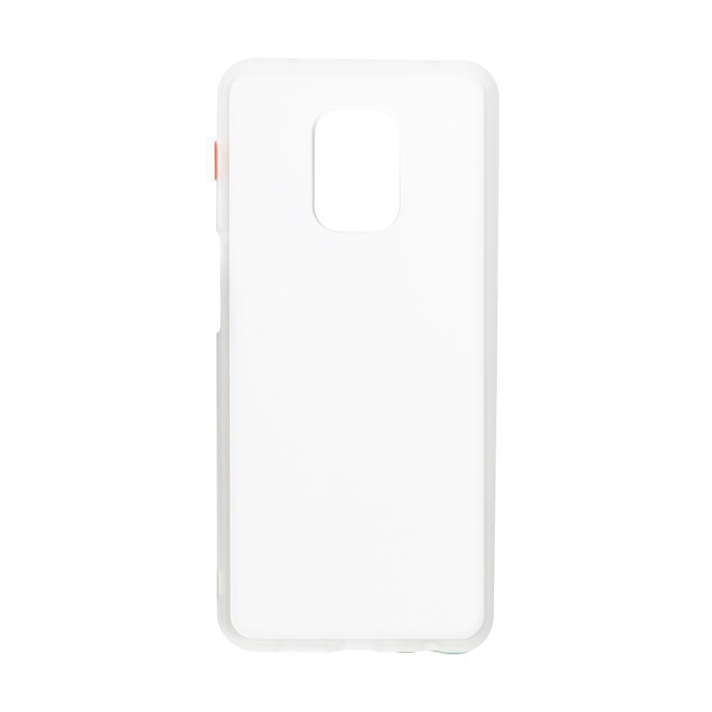Чехол Totu Gingle Series для Xiaomi Redmi Note 9 Pro Белый