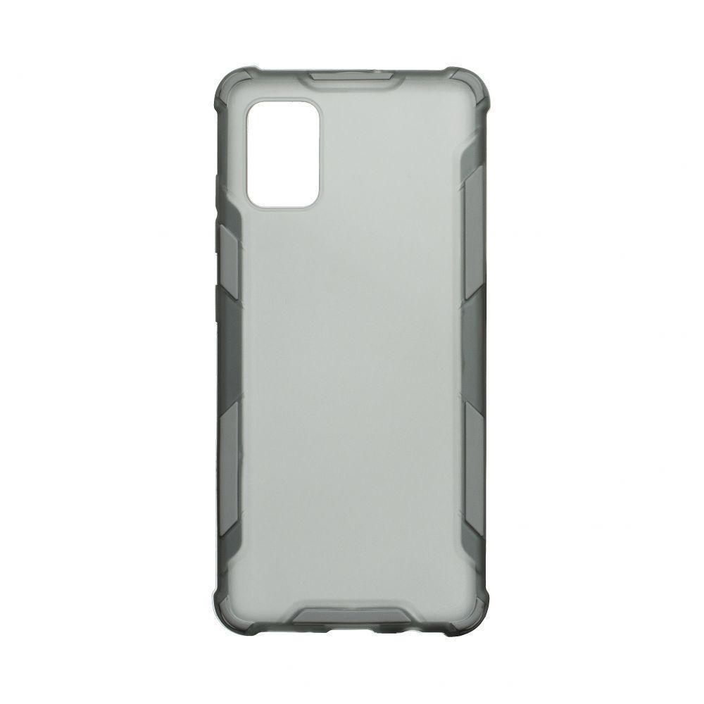 Чехол Armor Case Color для Samsung Galaxy S10 Lite SM-G770 Серый