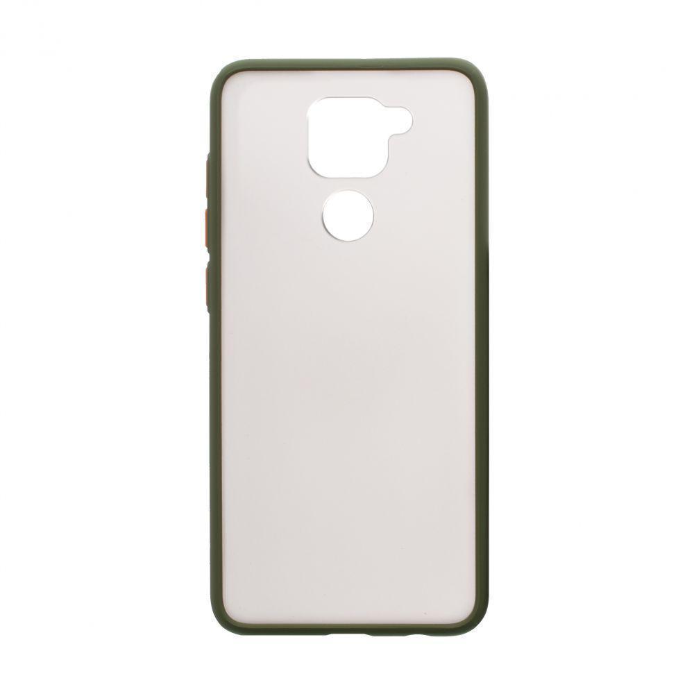 Чохол Totu Gingle Series для Xiaomi Redmi Note 9 Салатовий