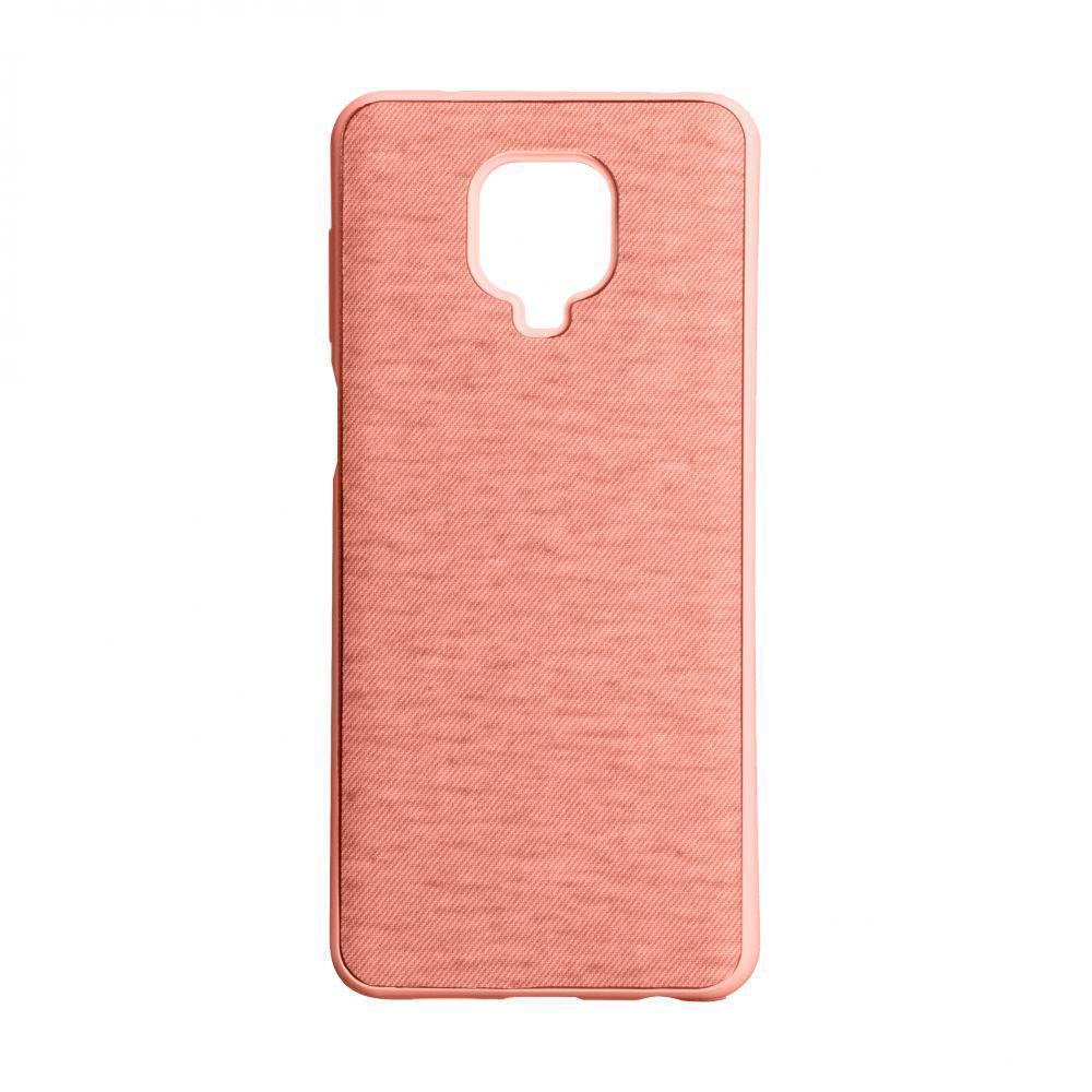 Чохол Totu Jeans для Xiaomi Redmi Note 9 Pro Рожевий