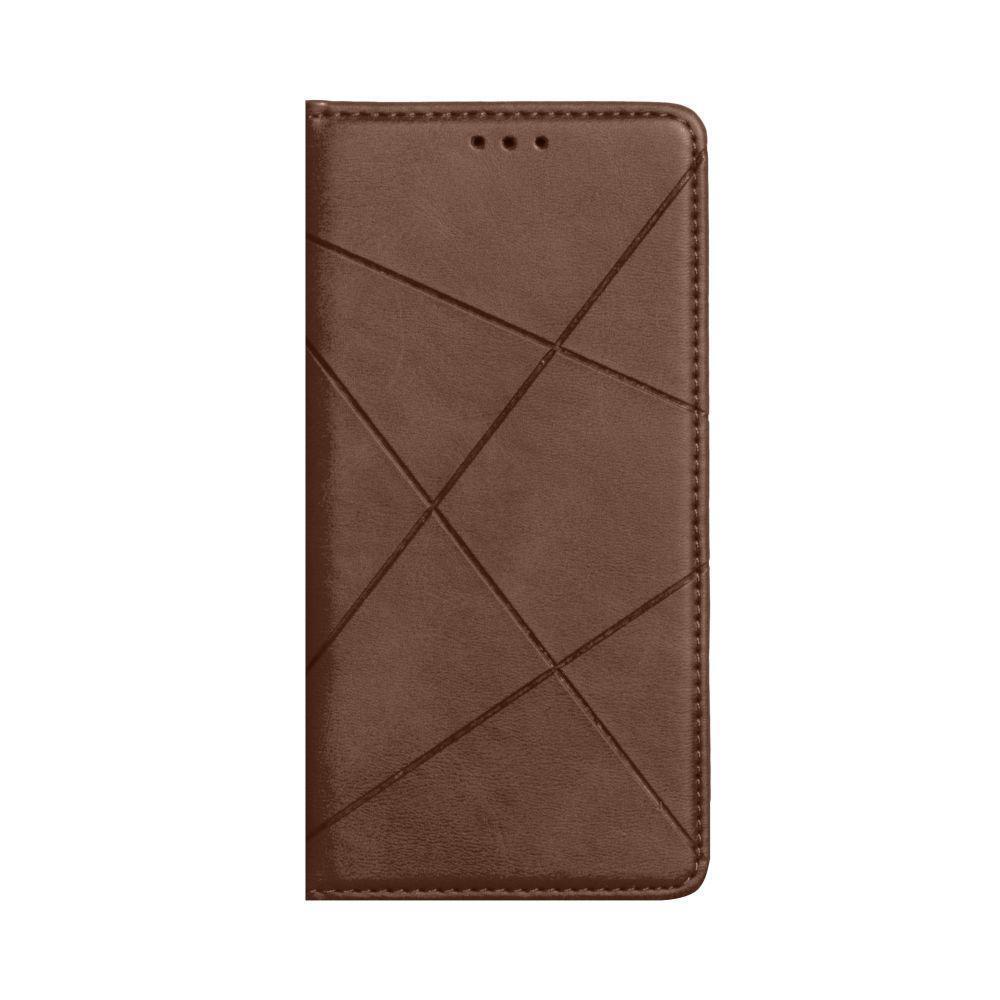 Чехол-книжка Totu Business для Samsung Galaxy S20 Plus SM-G985 Коричневый