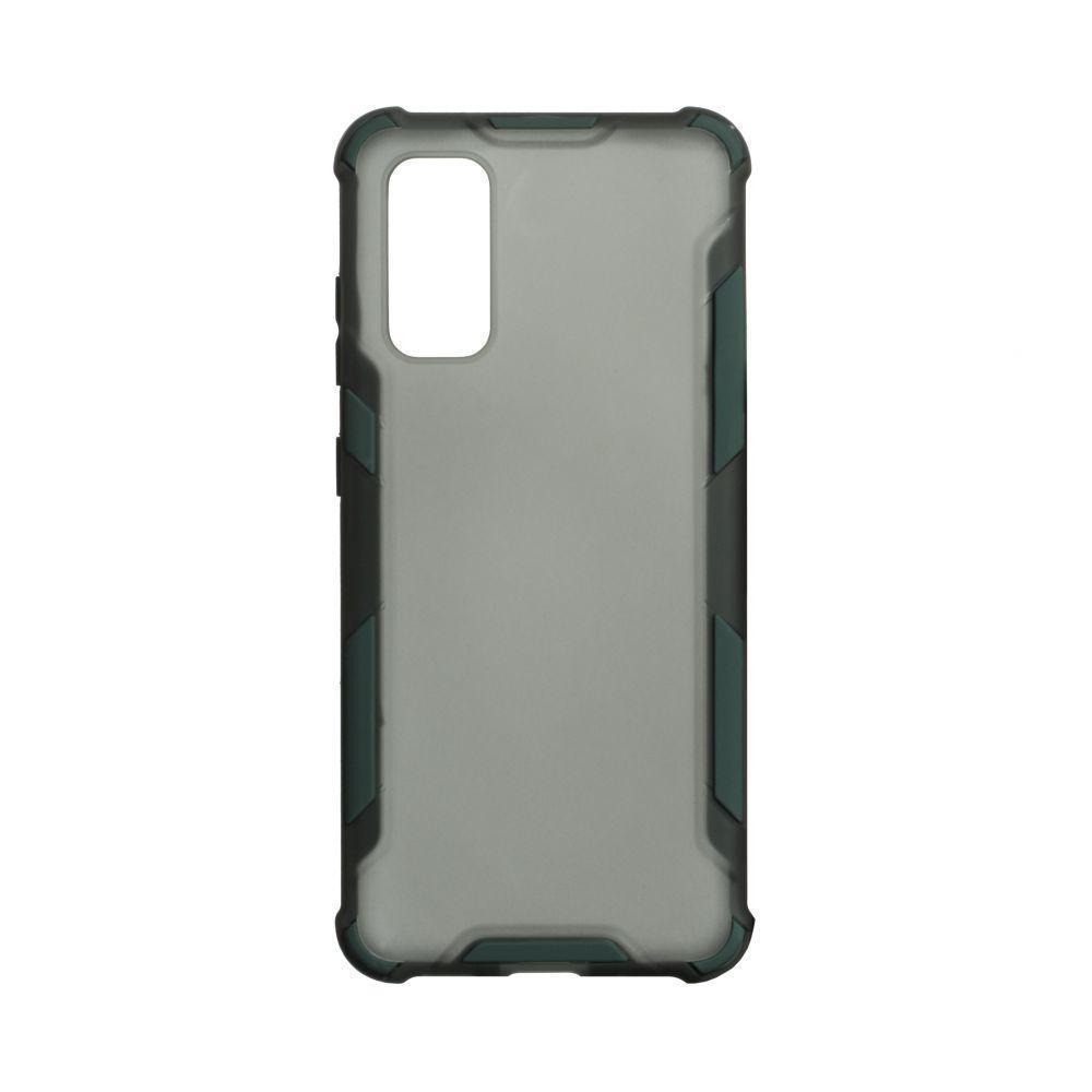 Чехол Armor Case Color для Samsung Galaxy S20 SM-G980 Зеленый