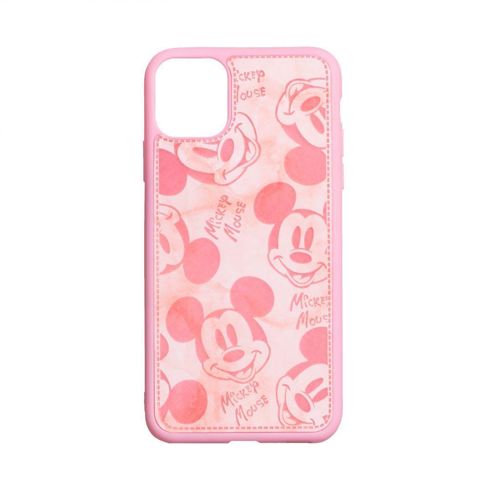 Чохол Totu Mickey Color для Apple iPhone 11 Pro Max Рожевий