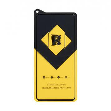 Захисне скло Film Ceramic Yellow для Xiaomi Redmi Note 9s, Note 9 Pro Чорний