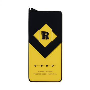 Захисне скло Film Ceramic Yellow для Apple Iphone 11 Pro Max, Iphone Xs Max Чорний