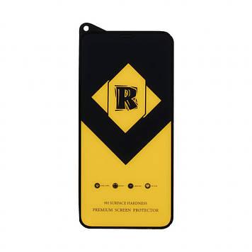 Защитное стекло Film Ceramic Yellow для Apple Iphone 11, Iphone Xr Чёрный